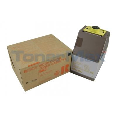 RICOH AFICIO 3228C 3245C TYPE R1 TONER CASSETTE YELLOW